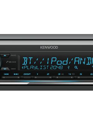 KDC-X5200BT- USB CD Rceeiver Aux Bluetooth