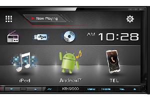 "KENWOOD DDX6016BT 7"" - 2 DIN Monitor USB DVD Receiver Bluetooth"