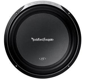 Rockford Fosgate Punch P2 P2D215 15-Inch 500 Watt Subwoofer - 2 Ohm