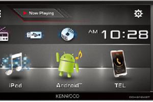 "KENWOOD DDX616 - 7""- 2 Din Monitor USB DVD Receiver Bluetooth"