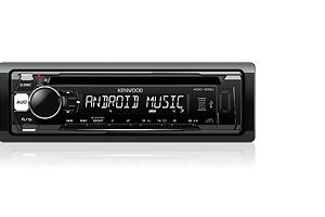 KENWOOD KDC-181UWM - USB CD ReceiverAux