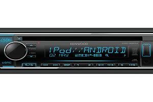 KENWOOD KDC-220UI - USB CD Receiver Aux