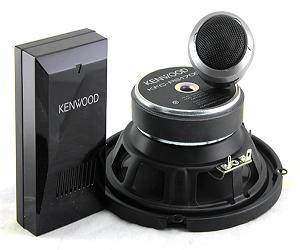 kenwood KFC-PS170C-17 cm - 400 watt - 2way component speaker