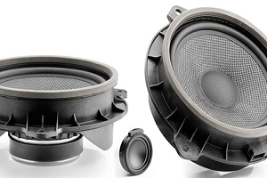 """Focal IS 165 TOY 2-Way 6.5"""" Component Kit dedicated to Toyota"""