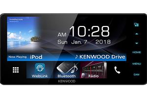 DDX718WBT AV Receiver with 7.0inch WVGA Capacitive Display DDX718WBT