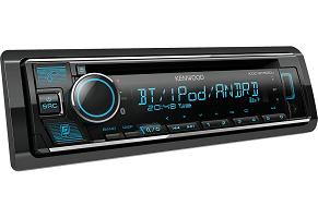 Kenwood KDC-BT530U - CD/USB-Receiver with Built-in Bluetooth