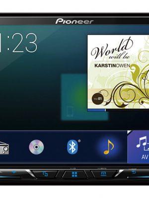 "Pioneer AVH-Z5050BT - 2DIN - 7"" DVD Monitor usb Bluetooth Receiver"