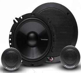 "Rockfordfosgate R165-S PRIM- 6.5"" - 2 way - 80 watt - component systemm"