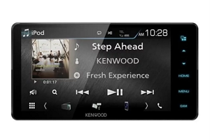 "KENWOOD DMX719BT : 2Din 7"" Monitor USB Bluetooth Receiver"