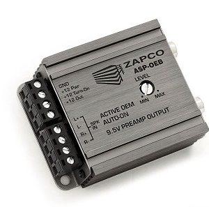Zapco ASP-OEB Line Driver