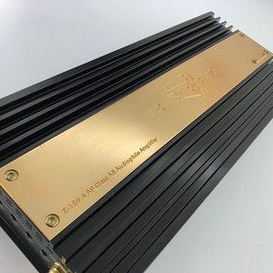 ZAPCO Z-150.4 AP : 600W 4 Channel Class A/B Audiophile Amplifier