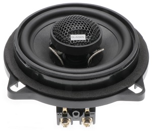 Gladen ONE 100 BMW: 2 Way Coaxial System . For BMW 1 and 3 series