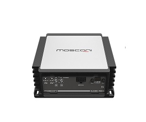 Gladen Pico 4 : High efficiency amplifier with 4 x 90 Wrms / 4 Ohm output power