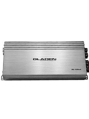 Gladen RC 150c4 : 4 Channel Class A/B Amplifier
