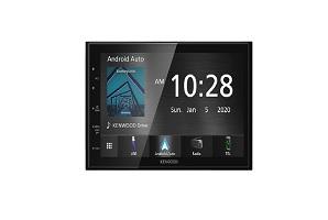 Kenwood DMX5020S : Digital Multimedia Receiver with 6.8 inch WVGA Display