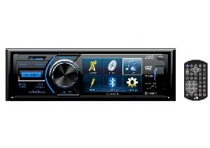KD-AV41BT : DVD/CD/USB Receiver with 3-inch Monitor-AUDIOMAX