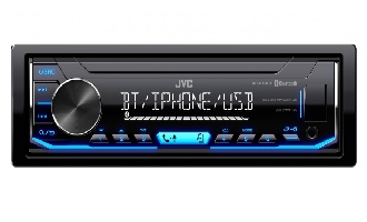 JVC KD-X351BT : Digital Media Receiver with Bluetooth Wireless-