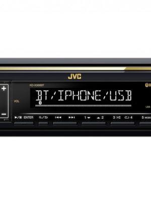KD-X368BT-رادیوفلش بلوتوثی jvc